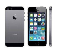 NUOVO APPLE IPHONE 5S 64GB NERO SBLOCCATO IOS 10 SMARTPHONE + OMAGGI