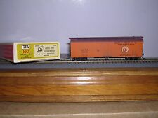 """TRAIN MIN.#8082  Sioux City Beef Co. 40' Wood Reefer #60372 Built-up """"H.O.Gauge"""""""