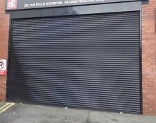 Electric Operation Roller Shutter Door 4200mm x 2500mm
