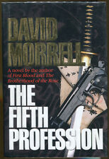 The Fifth Profession by David Morrell-First Printing/DJ-1990