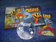 PAC Man World 2 PC top! Super juego con manual Pacman PC