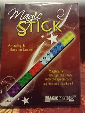 Magic Stick - Close-up Magic - Great Pocket Trick With An Instant Reset!