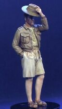 """Resicast 1/35 British Soldier """"Looking Into the Sun"""" (LRDG Figure No.2) 355644"""