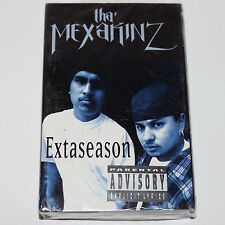 Tha Mexakinz Extaseason Snippets Cassette Tape Rap Hip Hop West Coast Cassingle