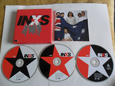 INXS ‎– The Years 1979-1997 (2CD + DVD 2003)