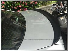 Painted Black BMW E90 3-Series Performance Style Trunk Spoiler 325i 328i 335i