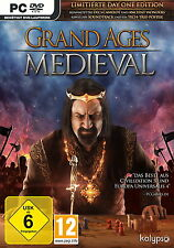 Grand Ages Medieval - PC Game - *NEU*