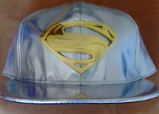 Men Snapback Cosplay Superman Back To The Future Color Changing Cap Hip Hop Hat