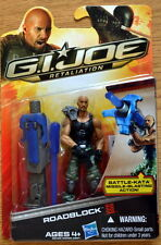G.I. Joe Retaliation 2011 ROADBLOCK Battle-Kata Missile Blasting Action - MOC