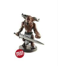 D&D Miniatures Young Minotaur #59 Archfiends