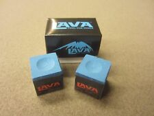 Lava Chalk Blue Pool Cue Chalk Performance Chalk w/ FREE Shipping