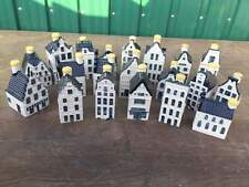 Joblot Collection of Bols KLM Delft Miniature Amsterdam Houses  #538