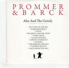 (GF877) Prommer & Barck, Alex And The Grizzly - 2011 DJ CD