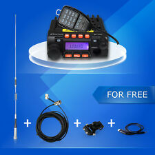 New MP-300 20W MINI Moblie radio VHF&UHF Transceiver Car Radio MP300 Whole sets