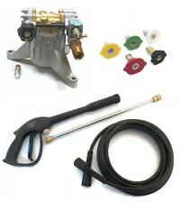 3100 PSI POWER PRESSURE WASHER PUMP & SPRAY KIT  Devilbiss  VR2500  DT2400CS
