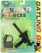 *Brand New* InToyz 1/6 Scale .223 MiniGun / Gatling Gun *US Seller*