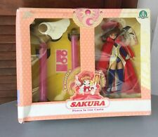 Vintage# Sakura Magic Wand Scettro+ Action Figures# Nib