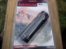 BRAND NEW COMPACT MONOCULAR by Tasco Essentials roof prism 10x25 power # 568RBD
