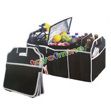 Car Trunk Multipurpose Tidy Storage Box Auto Boot Storage Organizer Folding Bag