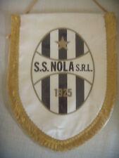 GAGLIARDETTO UFFICIALE CALCIO S.S. NOLA 1925 VS. FIDELIS ANDRIA 0 - 2   C1 90/91