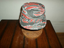 U.S MILITARY ARMY ASIAN RED TIGER STRIPE HAT CAMOUFLAGE CAP BY PROPPER