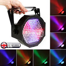 LED RGB PAR Stage Lighting Effects DJ Disco Wash Can laser Lights DMX512 Strobe