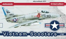 EDUARD 1197 - 1:48 Skyhawk A-4E/F Vietnam Scooters - Limited Edition