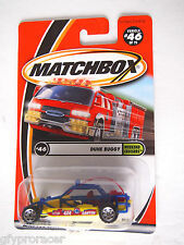 2001 MATCHBOX #46 DUNE BUGGY WEEKEND CRUISERS