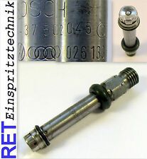 Einspritzdüse BOSCH 0437502045 VW Scirocco 1,8 026133551 gereinigt & geprüft