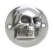 Skull Point Cover For Harley-Davidson Twin Cams