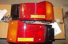 2 X FANALE POSTERIORE DX SX AUTOBIANCHI A112 77-80 REAR LIGHT LEFT RIGHT OLSA
