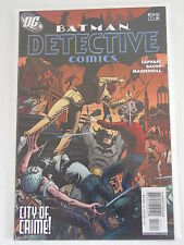 DC Comics Batman Detective Comic #814 Feb 2006 NM (ref 780)