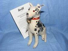 Steiff chien 1932 replica great dane lord 403071 édition limitée neuf