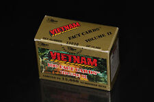 VIETNAM VOL.2 COLLECTIBLE COLLECTION VERY RARE TRADING CARDS SET BOX