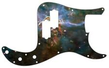 P Bass Precision Pickguard Custom Fender 13 Hole Guitar Pick Guard Eagle Nebula