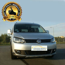 -= VW CADDY 2K 2011+ Headlight brows lids eyebrows eyelids = ABS PLASTIC =-