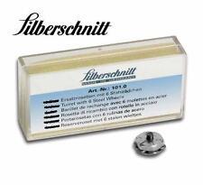 Ersatzrosette mit Stahl-Rädchen für Glasschneider 100.0 von Silberschnitt