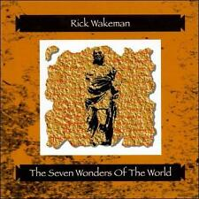 African Bach by Rick Wakeman (President)  10 Songs  Free Ship