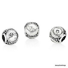 NEW AUTHENTIC PANDORA CHARM  CAPRICORN STAR ZODIAC SIGN #791945  P