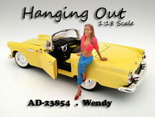 Hanging Out Wendy (Modell Figur) 1:18 American Diorama cool Figure AD-23854