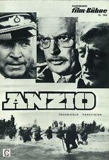 IFB 7954 | ANZIO | Peter Falk, Robert Mitchum | Top