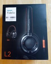 Philips Fidelio L2 Audio Headphones L2BO/27