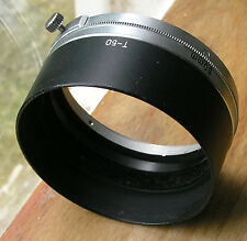Canon Lens hood  T-50   50mm clamp on over 48mm filters