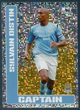 MERLIN F.A. PREMIER LEAGUE 06- #265-MANCHESTER CITY-SYLVAIN DISTIN-CAPTAIN-FOIL