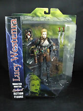 "Diamond Select 7"" Lucy Westenra Monster Vampire Hunter Action Figure New Sealed"