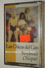 Las Chicas Del Can Botando Chispa!Label: T.H. Rodven(Audio Cassette Sealed)