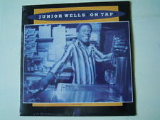 Junior Wells - ON TAP (Lp) Press USA  Sealed