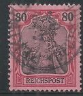 German China stamps 1900 MI Forerunner PVh CANC F/VF
