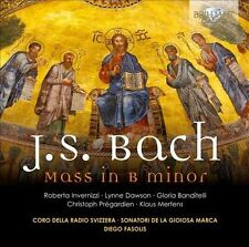 Bach: Mass in B Minor, New Music