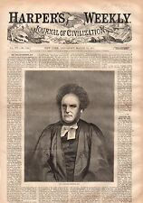 1871 Harpers Weekly March 25 - Hotel deVille attacked; Chinese New year; Rum